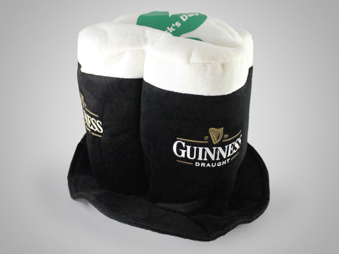 St. Patricks Day Hats<br>Guinness/Diageo